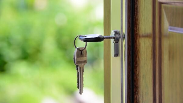 Ключи в дверном замке - Sputnik Аҧсны