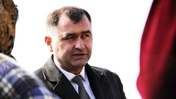 Кандидат в президенты Южной Осетии Алан Гаглоев - Sputnik Аҧсны