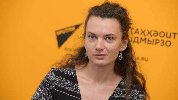 Ксения Ирисова - Sputnik Абхазия