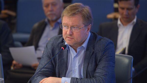Директор Института ЕАЭС Владимир Лепехин - Sputnik Абхазия
