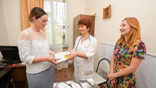 Акция Послов доброй воли - Sputnik Абхазия
