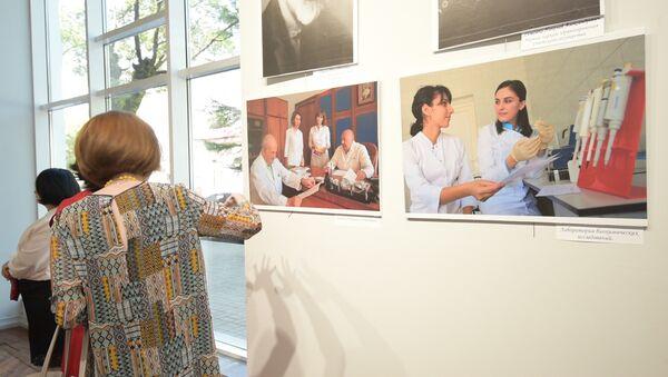 90 лет в 100 снимках: открытие уникальной выставки об истории - Sputnik Абхазия