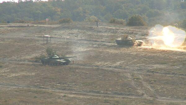 На вертолетах и танках: как прошли российско-египетские военные учения - Sputnik Абхазия