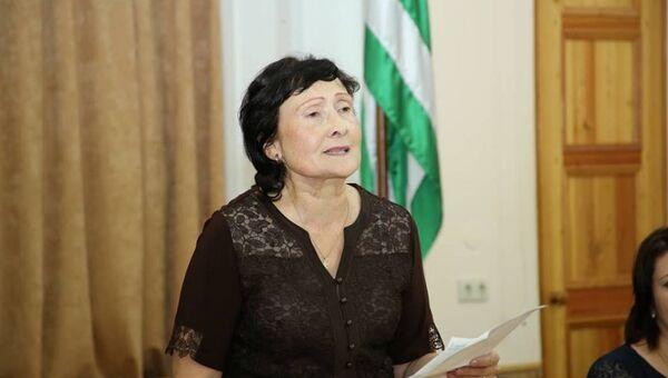 Аида Ашхаруа - Sputnik Абхазия