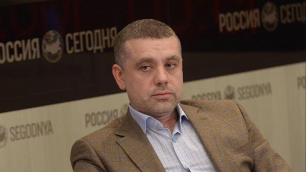 Александр Калинин - Sputnik Абхазия