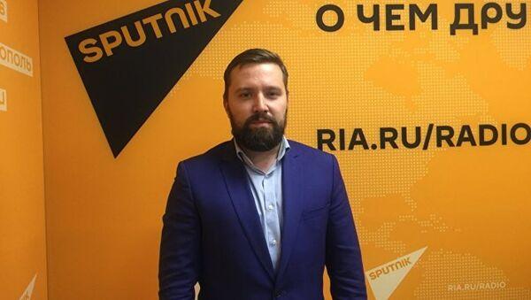 Дмитрий Егорченков - Sputnik Абхазия
