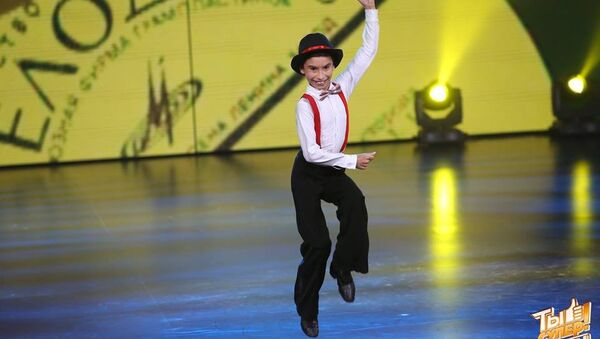 Международный танцевальный конкурс Ты супер! Танцы на НТВ. Выпуск №4 - Sputnik Абхазия