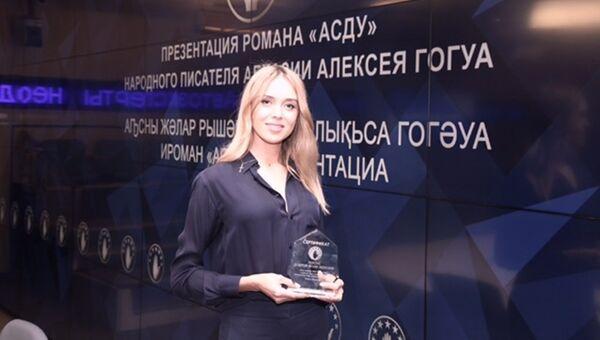 Мисс Мира Ксения Сухинова стала Послом доброй воли Абхазии - Sputnik Аҧсны