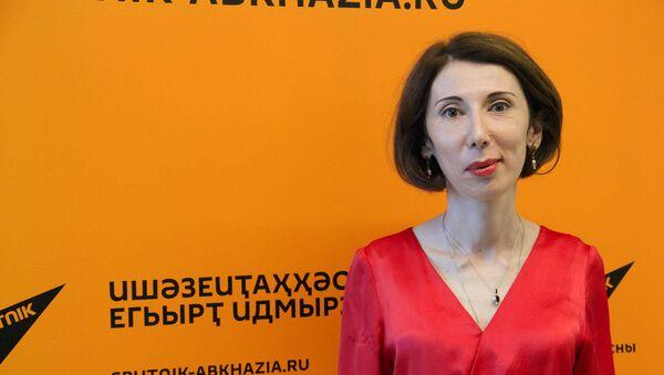 Алиса Матуа - Sputnik Аҧсны