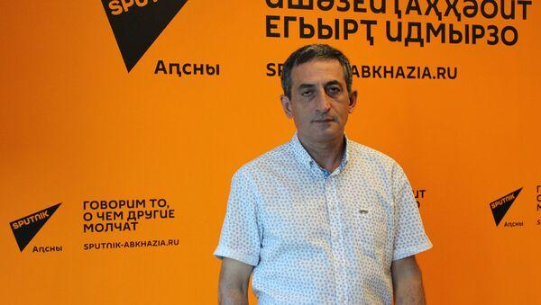 Гарри Аристава - Sputnik Аҧсны