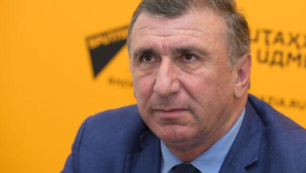 Зураб Барциц - Sputnik Абхазия