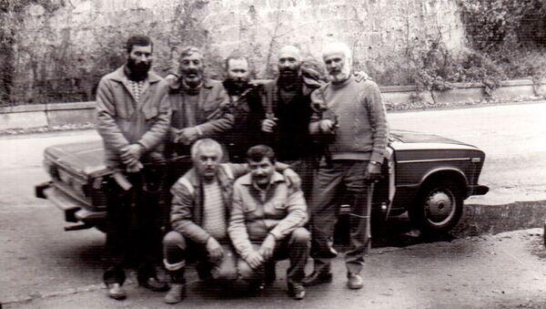 Ветеран ОВНА Вахтанг Дбар - Sputnik Аҧсны