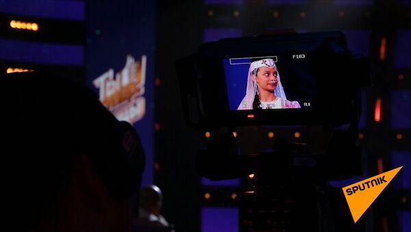Слезы радости: Милена Тачулия о выступлении на Ты супер! Танцы! - Sputnik Абхазия