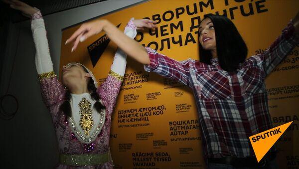 Милена Тачулия поблагодарила своих соотечественников за поддержку на шоу Ты супер! Танцы - Sputnik Абхазия