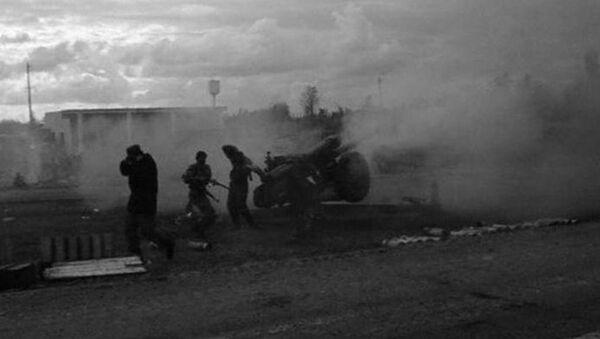 Боевые действия в Абхазии. 1992-1993 год - Sputnik Абхазия
