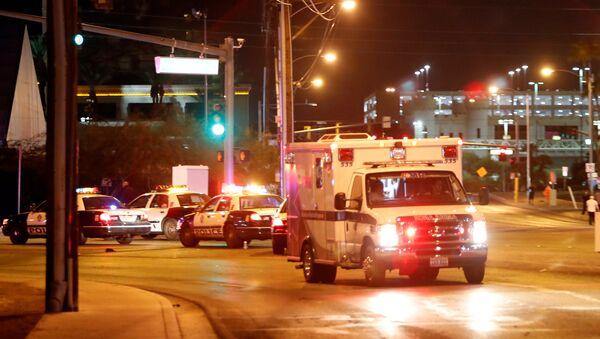 Ситуация после стрельбы в Лас-Вегасе - Sputnik Абхазия