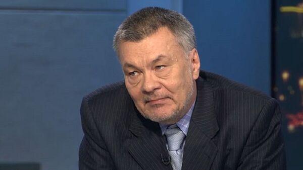 Борис Мартынов - Sputnik Абхазия