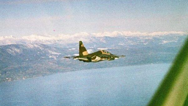 Су-25 - Sputnik Абхазия