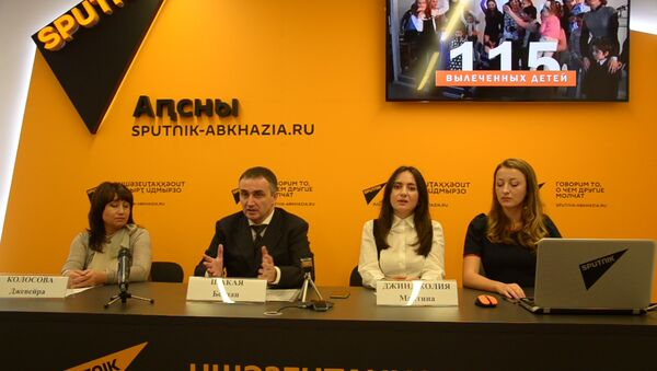 Фонду нужны другие люди для управления: Колосова о своем уходе из Ашана - Sputnik Абхазия