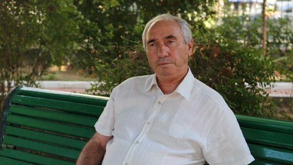 Ветеран ОВНА Заур Бганба - Sputnik Аҧсны