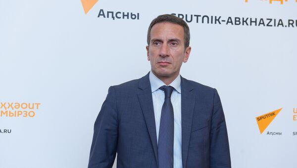 Олег Барциц - Sputnik Аҧсны