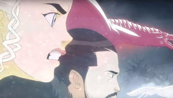 Кадр из мультфильма - Sputnik Абхазия