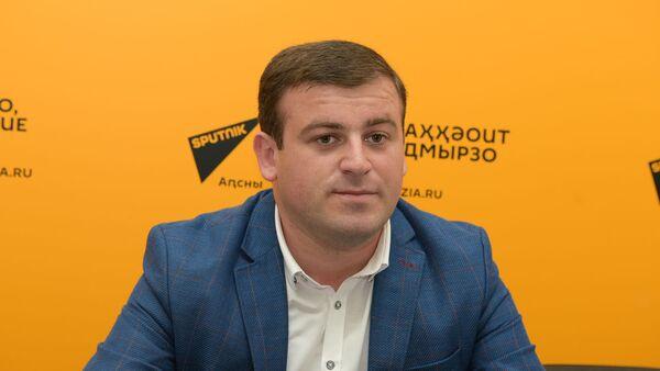 Габуния Георгий - Sputnik Аҧсны