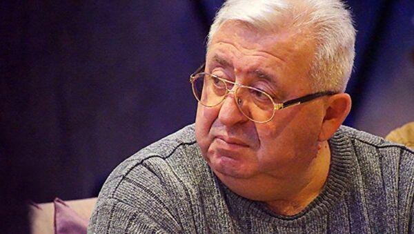 Леонид Букштейн - Sputnik Абхазия