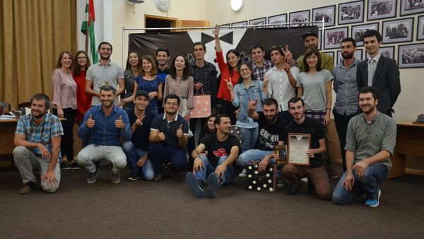 VII Чемпионат Абхазии по интеллектуальным играм - Sputnik Абхазия