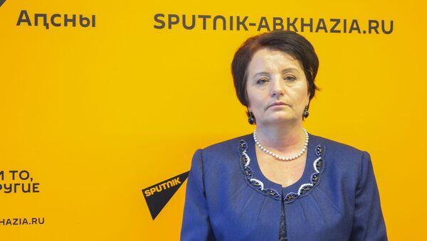 Екатерина Бебия - Sputnik Аҧсны
