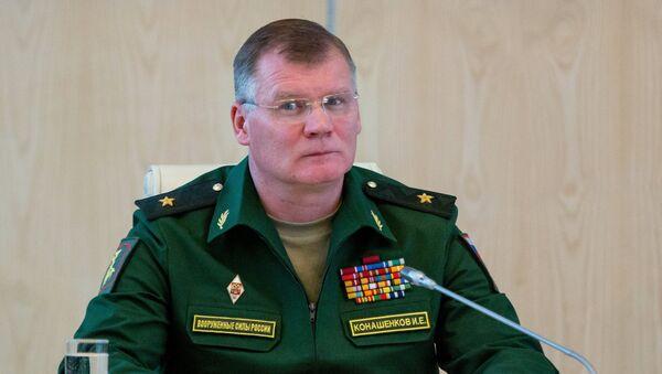 Официальный представитель минобороны РФ генерал-майор Игорь Конашенков - Sputnik Абхазия