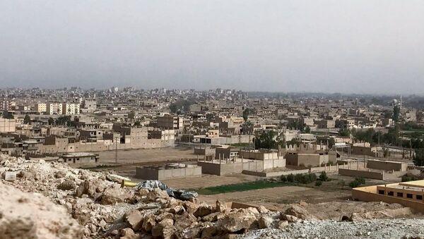 Сирийский город Дейр-эз-Зор, архивное фото - Sputnik Абхазия