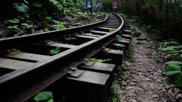 Железная дорога - Sputnik Абхазия