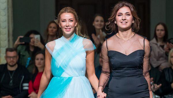Дизайнер Мадина Смыр на Sochi Fashion Week - Sputnik Аҧсны