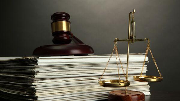 Судебный молоток и весы правосудия - Sputnik Аҧсны