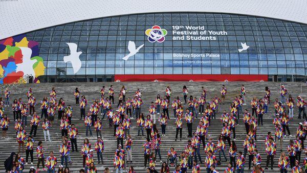 XIX Всемирный фестиваль молодежи и студентов. День третий - Sputnik Аҧсны