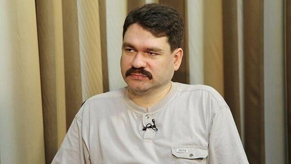 Павел Салин - Sputnik Абхазия