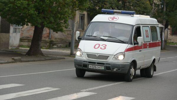 Карета скорой помощи - Sputnik Абхазия