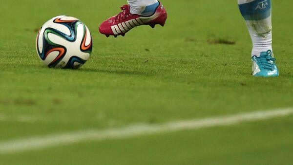 Футбол. Иллюстративное фото - Sputnik Абхазия