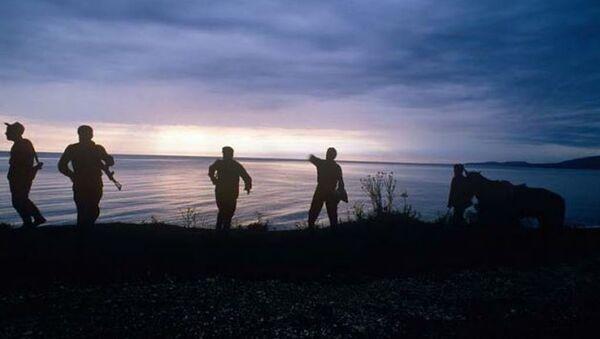 Противник ведет разведку в акватории Сухум - Гечрыпш - Sputnik Абхазия