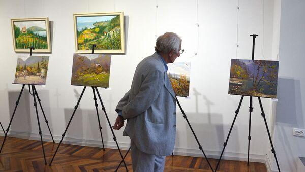 Выставка в ЦВЗ - Sputnik Абхазия