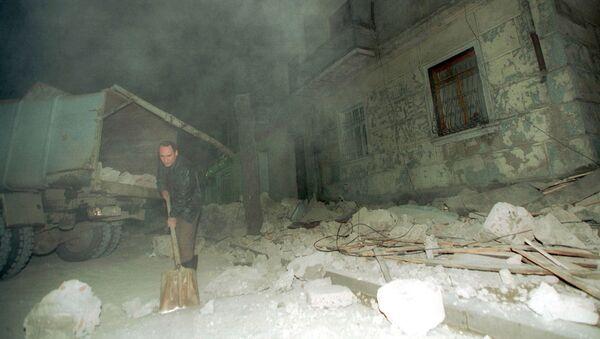 Землетрясение в Грузии - Sputnik Абхазия
