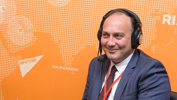 Восьмой Абхазо-российский деловой форум в Сухуме - Sputnik Абхазия