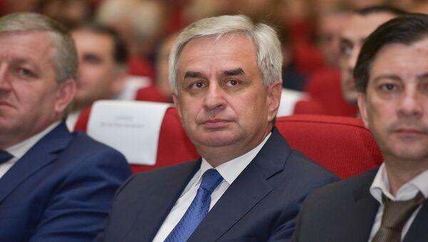 Восьмой Абхазо-российский деловой форум в Сухуме - Sputnik Аҧсны