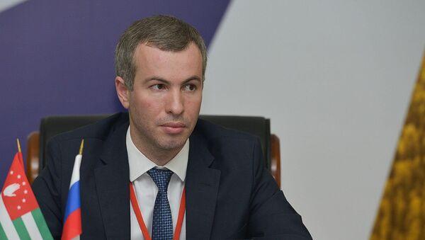 Заур Гулиа - Sputnik Абхазия
