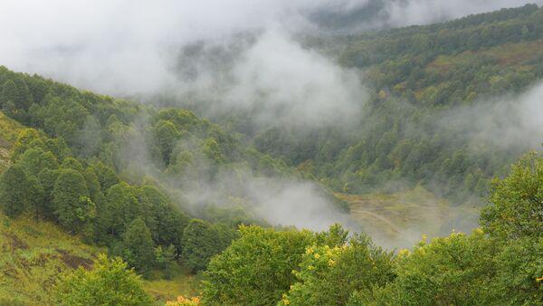 Высокогорное село Псху - Sputnik Абхазия