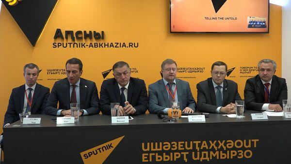 Окна возможностей:  как участники оценили прошедший деловой форум в Сухуме - Sputnik Абхазия