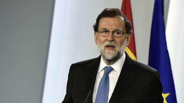 Премьер министр Испании Мариано Рахой - Sputnik Абхазия