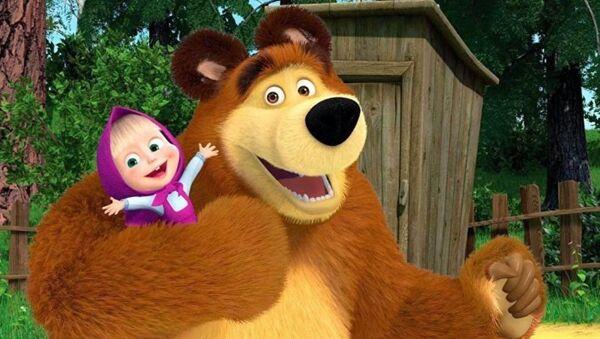 Мультфильм «Маша и Медведь» - Sputnik Аҧсны