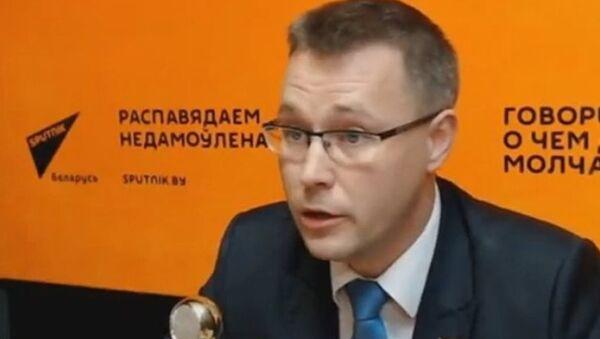 Андрей Кривошеев - Sputnik Абхазия